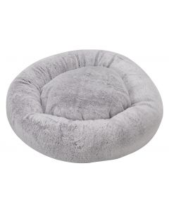 Grey Fur S Calming Bean Bed
